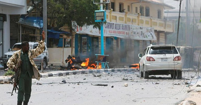 Σομαλία: 15 νεκροί από επίθεση τζιχαντιστών σε υπουργείο