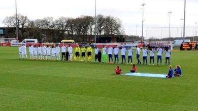 Ιστορική νίκη για την Εθνική Νέων, επικράτησε εκτός έδρας με 2-1 της Αγγλίας