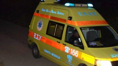 Ολυμπία: Σοβαρός τραυματισμός άνδρα μετά από έκρηξη