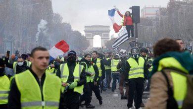 Γαλλία: Συγκρούσεις «κίτρινων γιλέκων» με την Αστυνομία