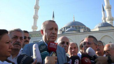 Ερντογάν: Μετά τις εκλογές ίσως μετατρέψω την Αγία Σοφία σε τζαμί