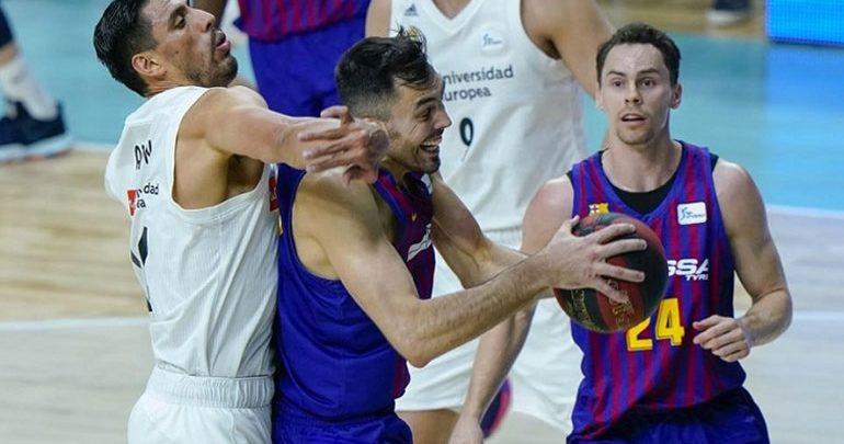Άλωσε τη Μαδρίτη η Μπαρτσελόνα, 82-76 τη Ρεάλ