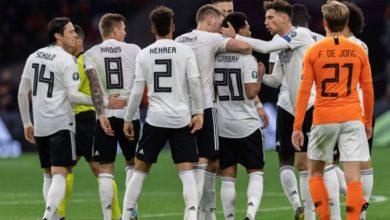Προκριματικά Euro 2020: Νίκησε στο ντέρμπι με γκολ στο φινάλε η Γερμανία, 3-2 την Ολλανδία
