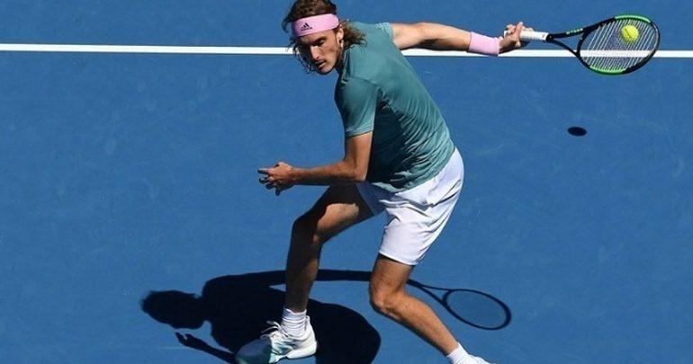 Τένις: Στα προημιτελικά του διπλού Τσιτσιπάς και Κόολχοφ