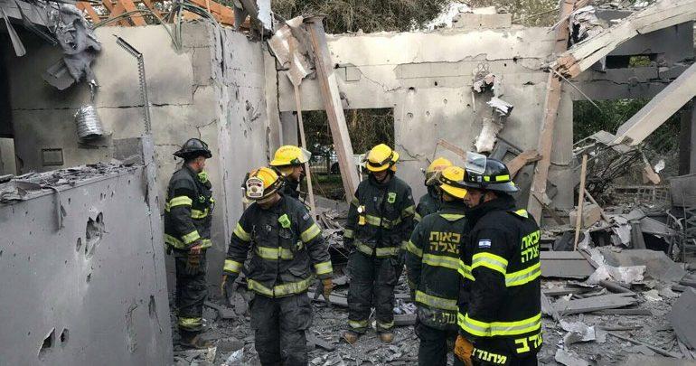 Ισραήλ: Έξι τραυματίες από επίθεση με ρουκέτα