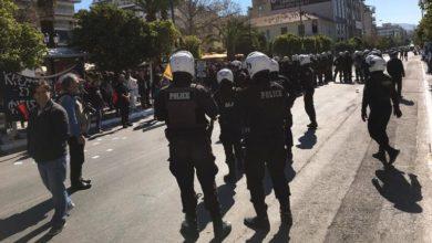 Συλλήψεις δώδεκα ακροδεξιών στα επεισόδια στην Καλλιθέα