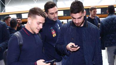Έφτασε στη Βοσνία η Εθνική μας ομάδα ποδοσφαίρου