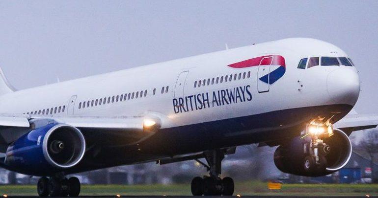 Βρετανία: Αεροσκάφος της British Airways προσγειώθηκε στο Εδιμβούργο... κατά λάθος