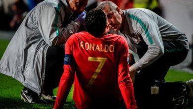 Απρόοπτο για τον Κριστιάνο Ρονάλντο - Τραυματίστηκε κι έγινε αναγκαστική αλλαγή