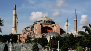 Ψηφοθηρική εκμετάλλευση της Αγια-Σοφιάς από τον Ερντογάν