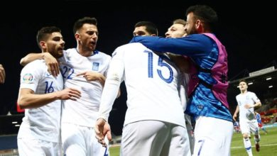 Βοσνία – Ελλάδα 1-0 (Πρώτο ημίχρονο)