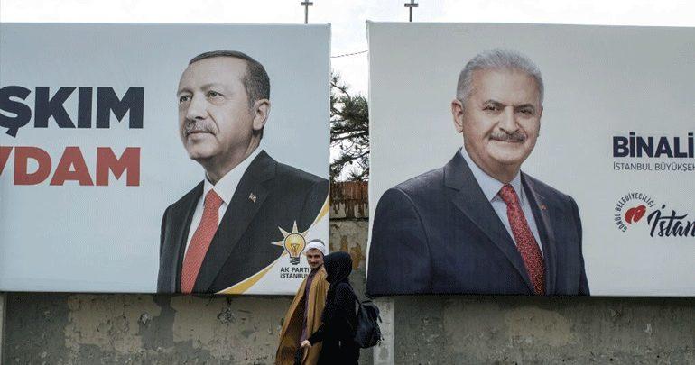 Αποτέλεσμα εικόνας για ερντογαν κωνσταντινουπολη εκλογες
