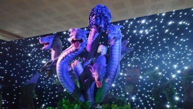 Ο «Ηρακλής και οι 12 Άθλοι του» φέρνουν πολύ κόσμο στη Λάρισα - 20.000 προκρατήσεις (φωτο)