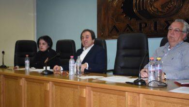 Οι αρχές της Κοινωνικής και Αλληλέγγυας Οικονομίας αναλύθηκαν σε εκδήλωση στο Επιμελητήριο Λάρισας (φωτο)