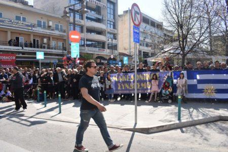 Δείτε όλη τη μαθητική και στρατιωτική παρέλαση της Λάρισας σε φωτογραφίες