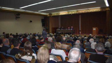Γνωριμία με το βιβλίο του Χαρίλαου Ντούλα «Το Κοινωνικό Έπος των Καραγκούνηδων στη Θεσσαλία» είχε το Λαρισινό κοινό (φωτο)