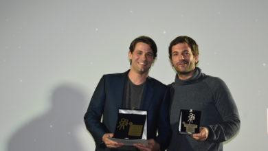 Με λαμπερές βραβεύσεις έπεσε η αυλαία του 11ου Διεθνούς Φεστιβάλ Κινηματογράφου Λάρισας - Τιμήθηκαν Αποστόλης και Γιάννης Τότσικας (φωτο)