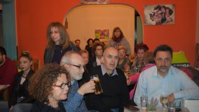 Την Παγκόσμια Ημέρα Ποίησης γιόρτασε το ΠΟΚΕΛ σε μια ειδυλλιακή βραδιά (φωτο)