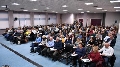 Σεμινάριο για την εργατική και ασφαλιστική νομοθεσία παρακολούθησαν οι φοροτεχνικοί στη Λάρισα