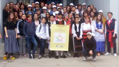 Μαθητές και εκπαιδευτικούς από το εξωτερικό φιλοξένησε το 2ο γυμνάσιο Λάρισας