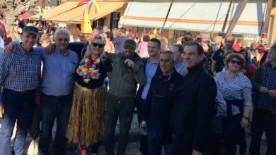 Στο καρναβάλι Συκουρίου ο Δήμαρχος Τεμπών Κώστας Κολλάτος