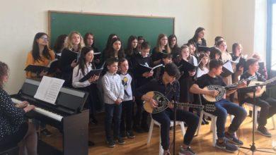 Αυλαία για τις εκδηλώσεις της Μουσικής Σχολής του Δήμου Τεμπών