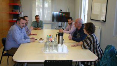 Το ΚΕΘΕΑ ΕΞΟΔΟΣ στη Λάρισα επισκέφθηκε ο αναπληρωτής γ.γ. του Υπουργείου Υγείας Σταμάτης Βαρδαρός