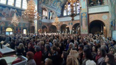 Κυριακή της Ορθοδοξίας στον Άγιο Αχίλλιο