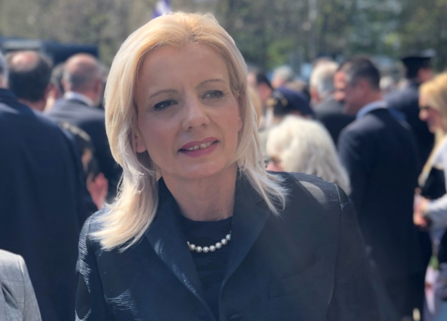 Ρένα Καραλαριώτου: Με ενότητα και ομοψυχία ξεπερνάμε τις προκλήσεις