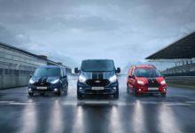 Νέα σπορ σειρά Ford Transit για ανήσυχους επαγγελματίες