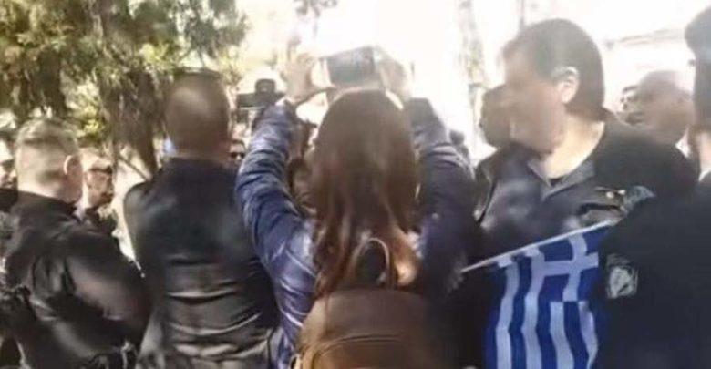 «Η Μακεδονία είναι Ελληνική, να πάτε να πληρωθείτε από τον Ζάεφ» (βίντεο)
