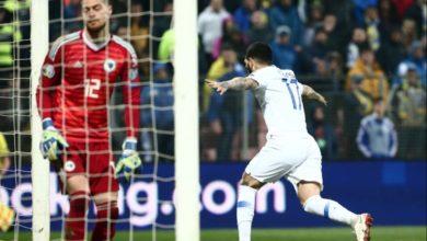 Ψυχάρα η Ελλαδάρα - Γύρισε από 2-0 και πήρε τεράστιο βαθμό στη Βοσνία - Μπορούσε το διπλό!