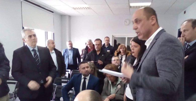 Υπόμνημα του Σωματείου Εργαζομένων του ΕΚΑΒ Θεσσαλίας προς Οικονόμου-Φωτήλα για τα προβλήματα του ΕΚΑΒ
