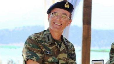 Στη Λάρισα την Τετάρτη ο νέος αρχηγός ΓΕΣ Γεώργιος Καμπάς