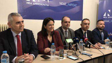 Κεραμέως από Λάρισα: Θα ενισχύσουμε τον τεχνολογικό χαρακτήρα του νέου Πανεπιστημίου Θεσσαλίας