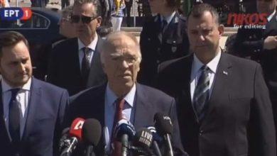 Λεβέντης: Με την ψήφο της Βουλής προδόθηκε η Μακεδονία (βίντεο)