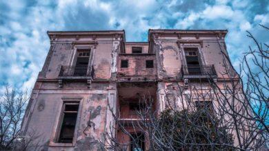 Μαγνησία: To «στοιχειωμένο σπίτι» στα Λεχώνια παρουσιάζεται από την Αerial Destination – Εντυπωσιακές φωτογραφίες