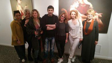 Εγκαίνια χθες για την έκθεση «Acqua e olio» του Λαρισαίου ζωγράφου Πάνου Μωραΐτη (φωτο)