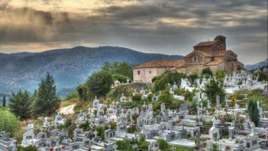 Γιατί ανάβουμε καντήλια και κεριά στους τάφους