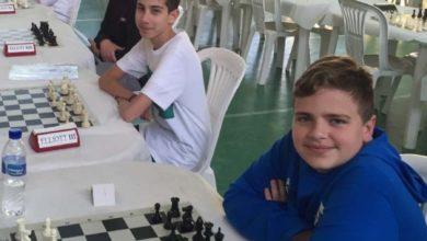 Το μαθητικό σκάκι στη Λάρισα