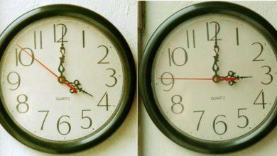 Δείτε πότε αλλάζει η ώρα