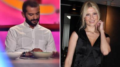 Η Φαίη Σκορδά «έφαγε» πόρτα στο μαγαζί που είναι σεφ ο Λεωνίδας Κουτσόπουλος