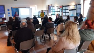 Ομιλία με θέμα «Ο ρόλος της οικογένειας στην πρόληψη των εξαρτήσεων» διοργανώθηκε στον Δήμο Τεμπών