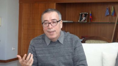 Στη Λάρισα ο πρέσβης της Βενεζουέλας - Θα μιλήσει σε εκδήλωση της Αντιπολεμικής Κίνησης