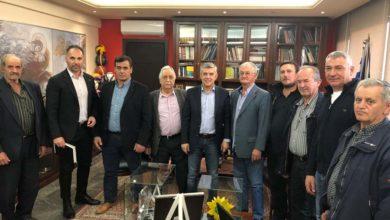 Συνάντηση Περιφερειάρχη Θεσσαλίας με κατοίκους από Βερδικούσια και Βαρκό Ελασσόνας