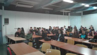 Διδακτική επίσκεψη μαθητών του Γυμνασίου Κοιλάδας στο Πανεπιστήμιο Θεσσαλίας