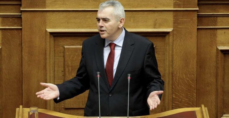 Χαρακόπουλος προς υπουργό Προστασίας του Πολίτη: Επιστροφή στο διάτρητο απηρχαιωμένο αναλογικό σύστημα επικοινωνιών της ΕΛΑΣ;