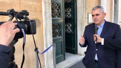 Χαρακόπουλος για αποδοκιμασίες υπουργών: Σεβαστή η διαμαρτυρία αρκεί να μη διολισθαίνει σε βία!