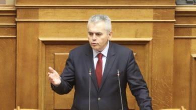 Χαρακόπουλος: «Στα χαρτιά οι εξαγγελίες Τσίπρα για Εθνική Υπηρεσία Διαχείρισης Εκτάκτων Αναγκών»