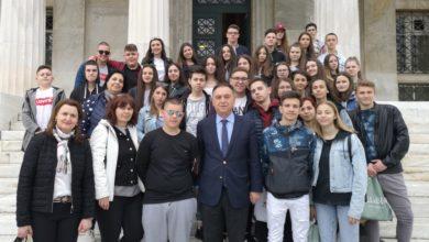Κέλλας: «Πολύτιμη για τη χώρα η συμμετοχή των νέων στα κοινά»